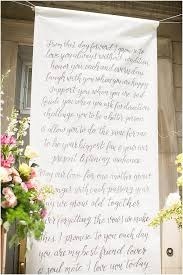 wedding vow backdrop pretty parisian wedding inspiration by poly mendes wedding
