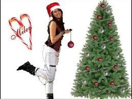 Decorate The Christmas Tree Lyrics Miley Cyrus Rockin Around The Christmas Tree Lyrics Youtube