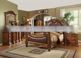 Stunning Solid Wood Bedroom Sets Photos Room Design Ideas - King size bedroom set solid wood