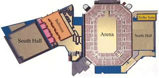 Floor Plan La by La Crosse Center Official Website Floor Plans