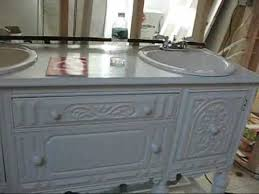 antique sideboard turned into bathroom vanity 8th vid youtube