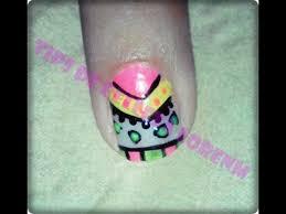 figuras geometricas uñas diy nails uñas decoradas con figuras geométricas tips de belleza