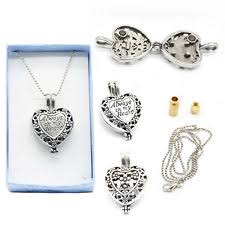 ashes locket loving memory gift set always in my heart memorial ashes urn