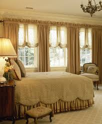 window treatments for bedrooms bedroom transitional with aspen