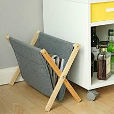 Diy Folding Chair Storage Diy Folding Magazine Rack Craftgawker