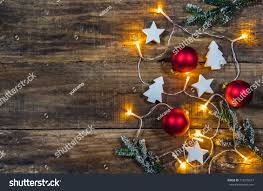 merry background decorations traditional stock