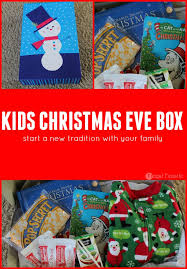 kids christmas eve box tradition frugal fanatic