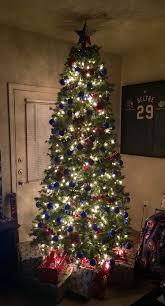 rangers baseball tree 9ft tree 1 250 white lights