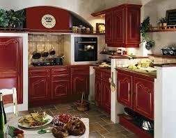 deco cuisine rustique repeindre des meubles de cuisine rustique repeindre cuisine