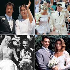 religious wedding andrea casiraghi and tatiana santo domingo religious wedding in