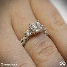 twisted shank engagement ring excellent verragio twist shank engagement ring 66 for your