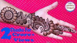 simple henna mehndi designs 3d mehndi designs gol tikki
