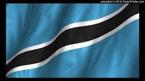 Botswana Flag Maxy Pelo Molotsana Botswana Youtube
