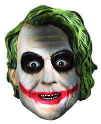 Dark Knight Joker Halloween Costume Amazon Com Rubies Batman The Dark Knight Child U0027s The Joker Full