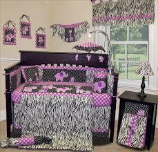 Cheetah Print Crib Bedding Set Purple Baby Bedding Sets Design Lostcoastshuttle Bedding Set