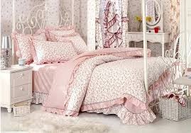 Korean Comforter Pink Rose Duvet Covers Set U2013 De Arrest Me