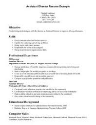 How To List Skills On by Examples Of Resumes 85 Amusing A Resume Example Download