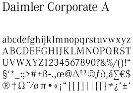 mercedes corporate daimler brand design navigator