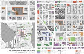 the importance of urban mapping a site study at first central