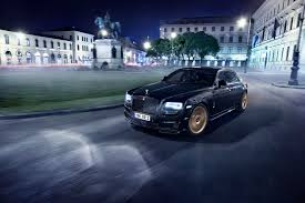 rolls royce ghost gold spofec rolls royce ghost series ii with 709 horsepower