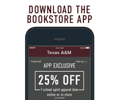 Barns And Noble Promo Code Texas A U0026m University Official Bookstore Textbooks Rentals