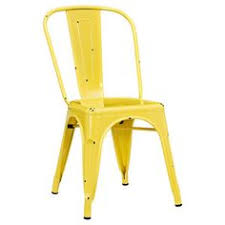 Galvanized Bistro Chair Tap To Zoom New House Pinterest Galvanized Steel