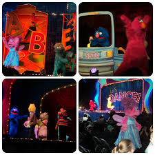 can you tell me how to get to sesame street live let u0027s dance