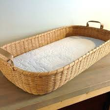 baby changing table basket changing table baskets badger basket doll crib and changing station