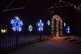 Outdoor Snowflake Lights Contemporary Decoration Christmas Snowflake Lights Led 70 Cool