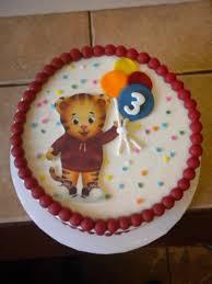 daniel tiger cake daniel tiger cake cakecentral