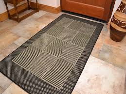 Area Rugs With Rubber Backing Impressive Kitchen Rugs Washable Non Slip Rug Designs Throughout
