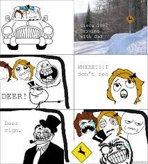 Troll Dad Memes - ragegenerator rage comic troll dad driving
