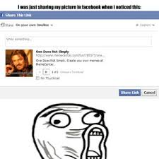 Make You Own Memes - one does not simply create your own memes at memecenter by
