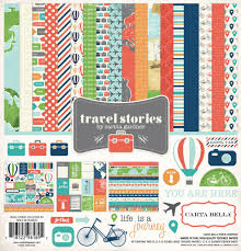 travel stories images Collections echo park paper co travel stories jpg
