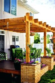 patio ideas backyard patio ideas with pool best pergola attached