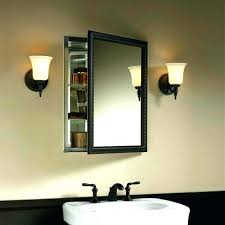 cabinet mirrors for bathroom lowes medicine cabinets with mirror new medicine cabinets with