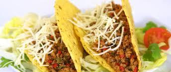 cuisine mexicaine fajitas la différence entre taco tostada burrito fajita nachos