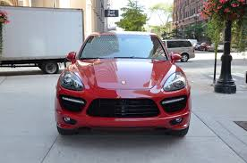 porsche cayenne 2014 2014 porsche cayenne turbo s stock gc1479a for sale near chicago