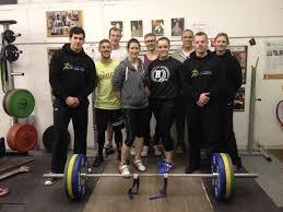 olympic lifting squad fast lane fitness