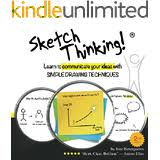 sketch thinking sketch for design thinking kindle edition by