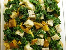 Thanksgiving Greens Savory Bread Pudding Roots And Greens U2013 Prospect The Pantry