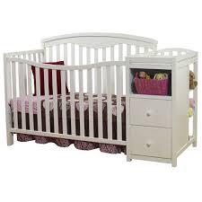 Sorelle Convertible Cribs Sorelle Crib And Changer Crib And Changer Combo