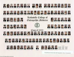 class of 2000 yearbook a t still museum of osteopathic medicine alumni