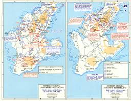 Map Of Europe 1945 by Ivo Jima Maps Historical Resources About The Second World War