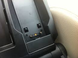 bmw 1 series centre console whats this in my center console
