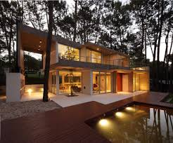 Modern Concrete Home Plans And Designs Concrete House By Shubin Donaldson Architects Contemporary Style