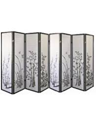 Room Divider Screens by Room Dividers Amazon Com
