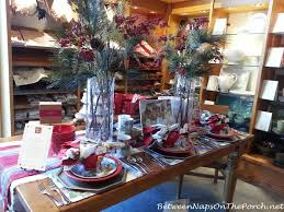 Pottery Barn Sugar Land Texas Thanksgiving U0026 Christmas Tablescapes With Pottery Barn