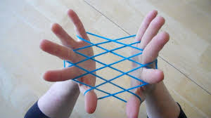 hammock fishnet string figure step by step tutorial youtube