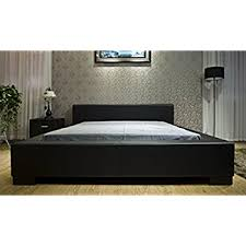Black Platform Bed Greatime Platform Bed Black Kitchen Dining